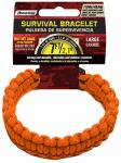 Wellington Cordage NPCB550TL LG ORG Surv Bracelet