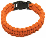 Wellington Cordage NPCB550TS SM ORG Surv Bracelet