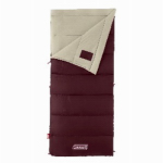 Coleman 2000018118 Aspen Meadows Sleeping Bag, Warm Weather, 33 x 75-In.