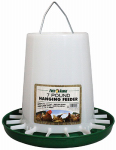 Harris Farms 1000297 Hanging Poultry Feeder, 7-Lb. Capacity