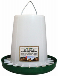 Harris Farms 4232 Hanging Poultry Feeder, 25-Lb. Capacity