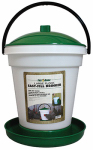 Harris Farms 4234 Poultry Drinker, Large Flock, 6.25-Gal.