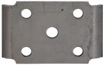Uriah Products UU500101 Trail U Bolt Plate