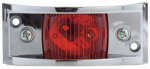 Uriah Products UL122101 RED Armor Marker Light