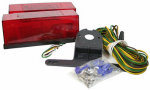 Uriah Products UL728000 Low-Profile Boat Trailer LED Light Kit