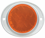 "Uriah Products UL472000 3"" Amb Trail Reflector"