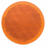 Uriah Products UL475000 Amber Trail Reflector