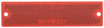 Uriah Products UL487001 RED Rec Trail Reflector