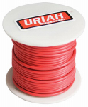 Uriah Products UA521450 Automotive Wire, Insulation, Red, 14 AWG, 100-Ft. Spool