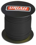 Uriah Products UA521670 Automotive Wire, Insulation, Black, 16 AWG, 100-Ft. Spool