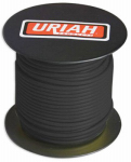 Uriah Products UA521870 Automotive Wire, Insulation, Black, 18 AWG, 100-Ft. Spool