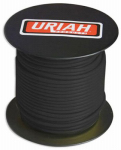 Uriah Products UA521070 Automotive Wire, Insulation, Black, 10 AWG, 75-Ft. Spool