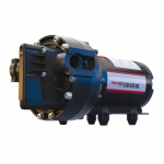 Smv Industries 5537-1E1-82B-SB Remco Pump, 5.3-GPM, 1/2-In. FNPT, 60 PSI, 12-Volt