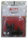 Smv Industries 2NRK Boom Repair Kit, 2-Nozzle