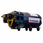 Smv Industries 3323-1E1-82B-SB Remco Pump, 2-GPM, 3/8-In. FNPT, 60 PSI, 12-Volt