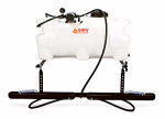 Smv Industries 25AY202HLB1G2N ATV Sprayer, 2-GPM, 25-Gal.