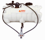Smv Industries 25AY402HLB2G2X ATV Sprayer, 4-GPM, 2-Nozzle Boomless, 25-Gal.
