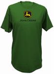 J America 13000000GR05 LG GRN Mens T Shirt