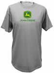 J America 13000000OX05 LG Oxford Mens T Shirt