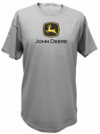J America 13001430OX06 XL Oxford Men Short Tee