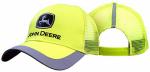 J America 13080243YW00 1SZ Yellow Neon Mesh Cap