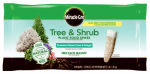 Scotts Miracle Gro 1003861 Tree & Shrub Fertilizer Spikes, 12-Pk.