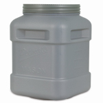 Petmate 24698 Mason Jar Pet Food Storage, Plastic, 40-Lbs.