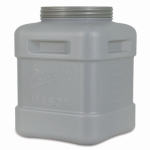 Petmate 24699 Mason Jar Pet Food Storage, Plastic, 60-Lbs.