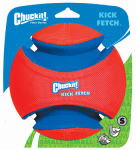 Petmate 251101 SM Kick Fetch Dog Toy
