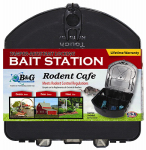 B&G Equipment 25000211 Rodent Bait Station