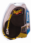 Meguiars G3509 DA Car Waxing Power Pads, 4-In., 2-Pk.