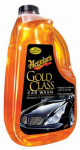 Meguiars G7164 Gold Class Car Washer or Washing & Conditioner, 64-oz.