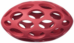 Petmate 43119 JW Hole Medium Footbal Toy