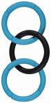 Petmate 43135 LG Triple Link Rubb Chain