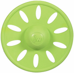 Petmate 43191 Dog Toy, Pet Whirl Flying Disc, Rubber