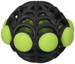 Petmate 43198 Dog Toy, Arachnoid Ball, Rubber