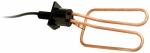 Farm Innovators UPH-15 Drain Plug Heater, Universal, Thermostat Control, 1500-Watt
