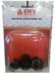 Smv Industries AA Sprayer Adaptor Kit, 3-Pc.