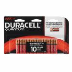 "Duracell Distributing Nc 662562 Quantum Alkaline Batteries, ""AAA"", 12-Pk."