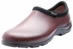 Principle Plastics 5301BN09 Garden Shoe, Brown , Men's Size 9