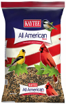Kaytee Products 100514174 Wild Bird Food, All-American Blend, 18-Lbs.