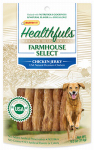 Westminster Pet Products 08503 Healthfuls Farmhouse Selects Dog Treats, Chicken Jerky, 4-oz.