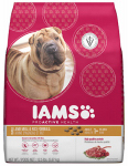 American Distribution & Mfg 70520 Dog Food, Dry, Adult Formula, Lamb & Rice, 12.5-Lbs.
