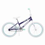 Huffy Bicycles 23318 Girls' So Sweet Bicycle, Bubblegum/Clear Sky, 20-In.