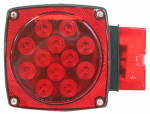 Uriah Products UL940011 LED Trailer Tail Light, Left Side