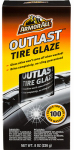 Armored Auto Group Sales 17417 Aerosol Outlast Tire Glaze, 8-oz.