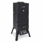Char-Broil 12701705-DI Vertical LP Smoker, 6,612-Cu. In. Cooking Space, 45-In. High