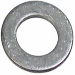 "Double Hh Mfg 51060 Machine Bushing 1"" 14 Gauge Narrow Rim, 4 per bag,"