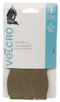 Velcro Usa Consumer Pdts 91754 One-Wrap Tie, Tan, 23 x 7/8-In., 3-Ct.