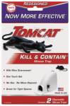 Scotts-Tomcat 0360610 Kill & Contain Mouse Trap, 2-Pk.
